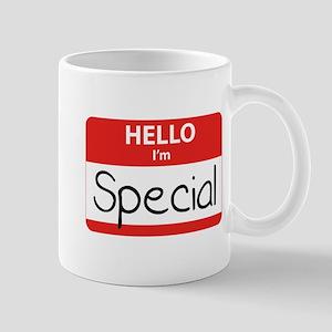 Hello, I'm Special Mug