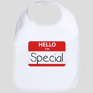 Hello, I'm Special Bib