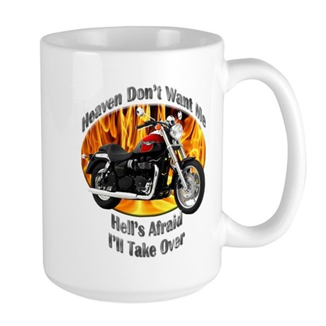 Triumph Speedmaster Large Mug