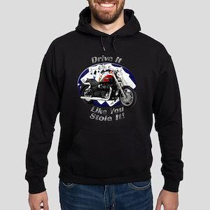 Triumph Speedmaster Hoodie (dark)
