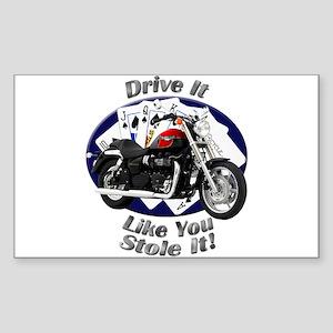 Triumph Speedmaster Sticker