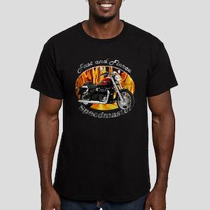 Triumph Speedmaster Men's Fitted T-Shirt (dark)