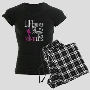 Pointeless Women's Dark Pajamas