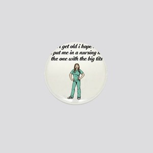 Nursing home Mini Button