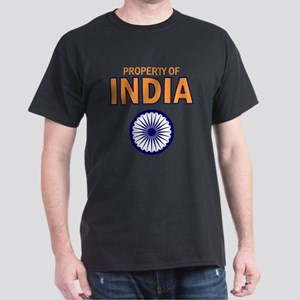 Property of India Dark T-Shirt