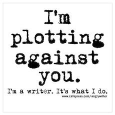 Plotting Against You Poster