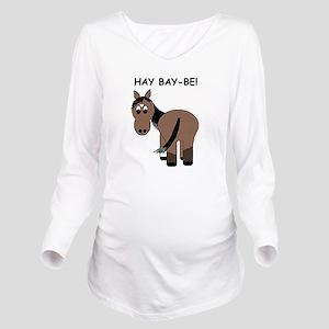 Hay Bay-Be! Horse T-Shirt