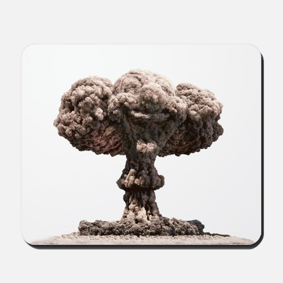 Nuclear Explosion Mousepad