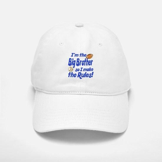 Big Brother Rules Baseball Baseball Cap