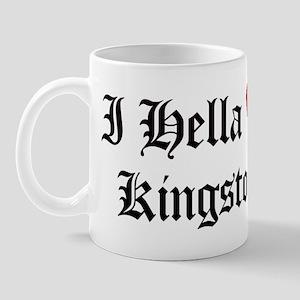 Hella Love Kingston Mug