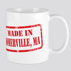 MADE IN SOMERVILLE, MA Mug