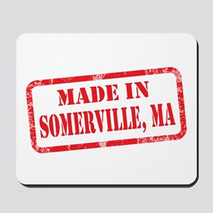 MADE IN SOMERVILLE, MA Mousepad