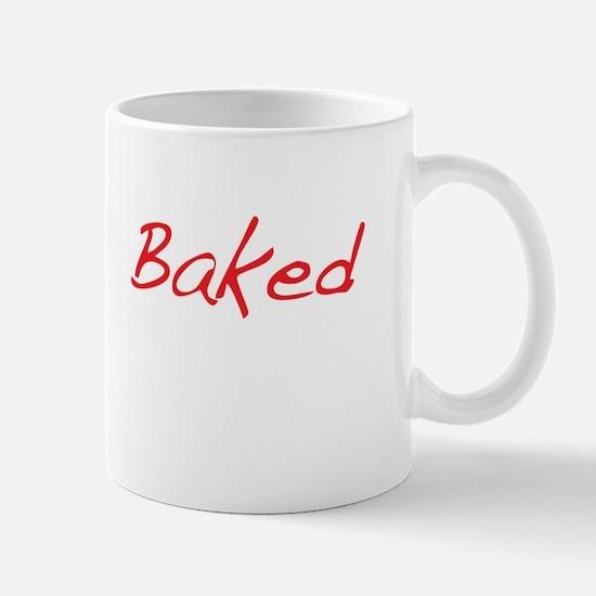 Baked Mug