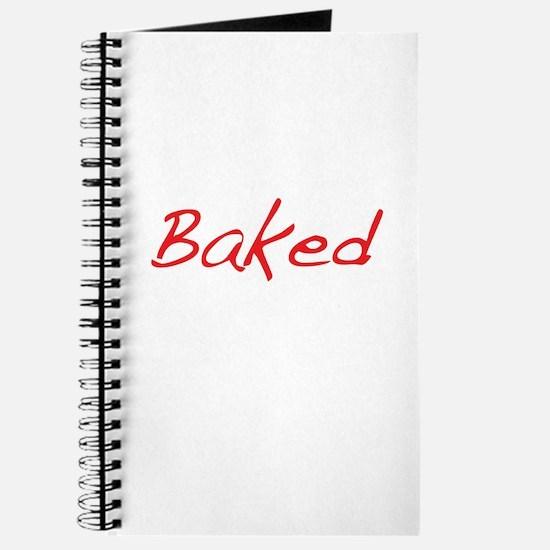 Baked Journal