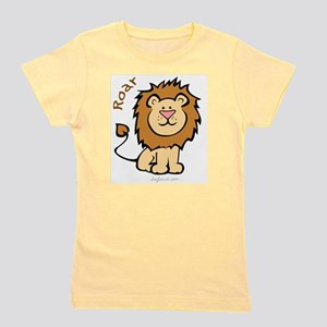 Roar (Lion) Ash Grey T-Shirt