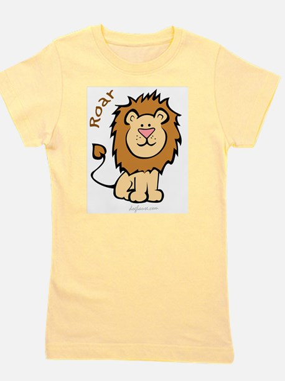 Roar (Lion) Ash Grey T-Shirt
