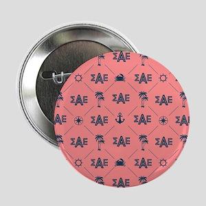 "Sigma Alpha Epsilon Coral P 2.25"" Button (10 pack)"