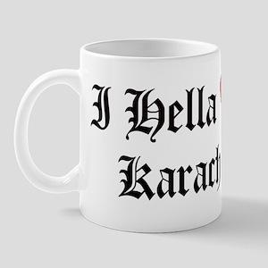 Hella Love Karachi Mug
