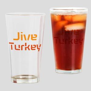 Jive Turkey Drinking Glass