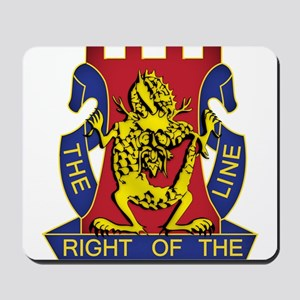 14th Infantry Regiment - Gold Mousepad