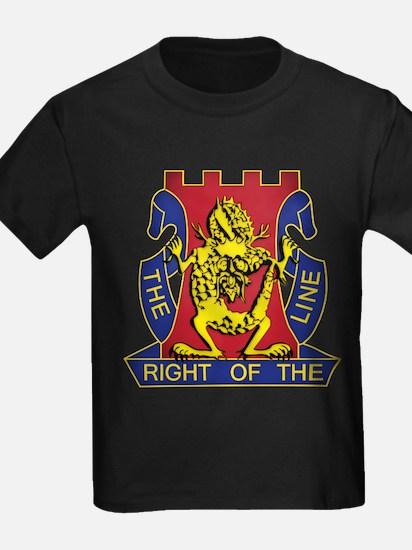 14th Infantry Regiment - Gold T