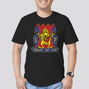 14th Infantry Regiment - Gold Men's Fitted T-Shirt