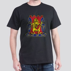 14th Infantry Regiment - Gold Dark T-Shirt