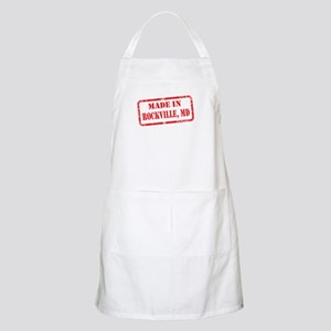MADE IN ROCKVILLE, MD Apron