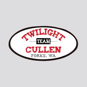 Team Cullen Patches