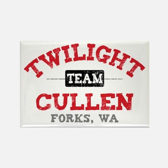 Team Cullen Rectangle Magnet