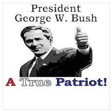 G.W.B. Patriot Poster