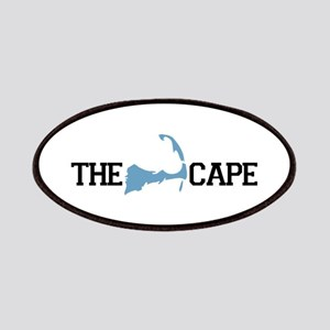 The Cape MA - Map Design Patches