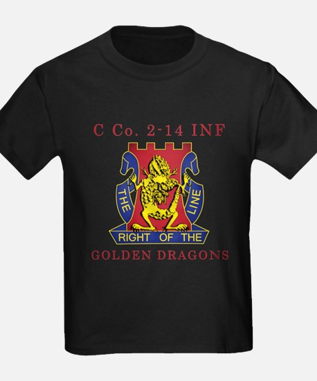 C Co 2-14 INF - Golden Dragon T