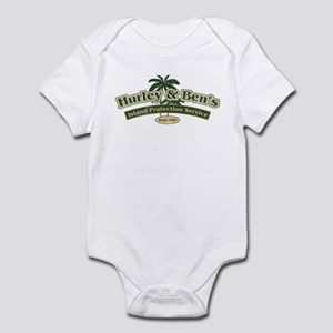 HURLEY & BEN'S Infant Bodysuit