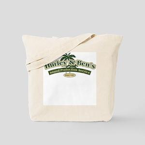 HURLEY & BEN'S Tote Bag