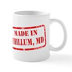 MADE IN DCHILLUM, MD Mug