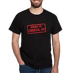 MADE IN DCHILLUM, MD Dark T-Shirt