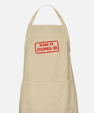 MADE IN ANNAPOLIS, MD Apron