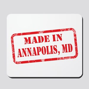 MADE IN ANNAPOLIS, MD Mousepad