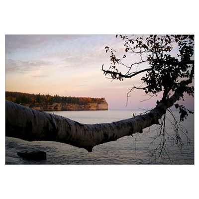 Pictured Rocks National Lakeshore Canvas Art