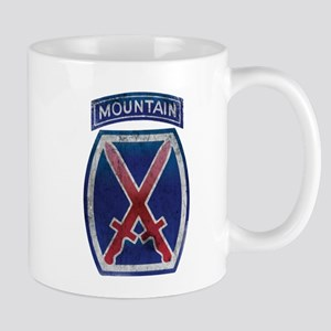 10th Mountain Division - Clim Mug