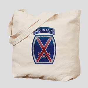 10th Mountain Division - Clim Tote Bag