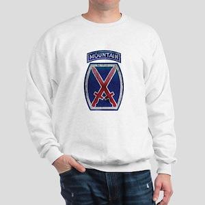 10th Mountain Division - Clim Sweatshirt