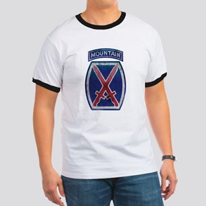 10th Mountain Division - Clim Ringer T