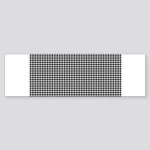 Houndstooth Heaven Sticker (Bumper)