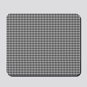Houndstooth Heaven Mousepad