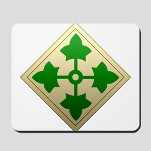 4th Infantry Division - Stead Mousepad