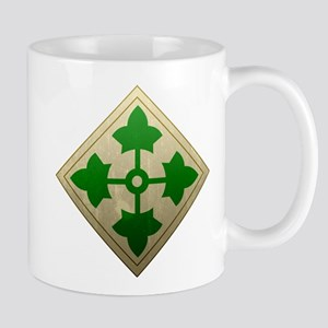 4th Infantry Division - Stead Mug