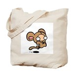 Jenny's Weird Friend Tote Bag
