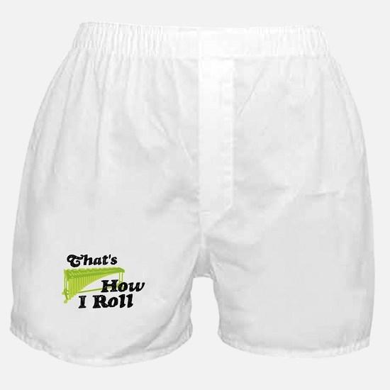 Pit Percussion Marimba Boxer Shorts